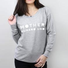 Mother Numero Uno Scoop Neck Women's Sweater