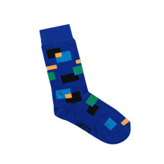 Lafitte kids shape pattern socks (various colours)