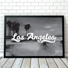 Los Angeles Travel Art Print