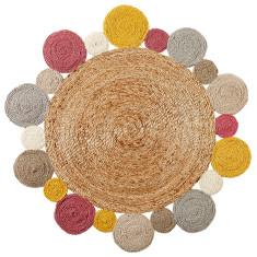 Sherbert daisy rug