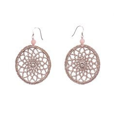 Freelove winter daisy earrings