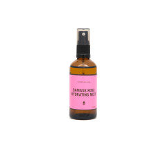 Damask rose hydrating mist