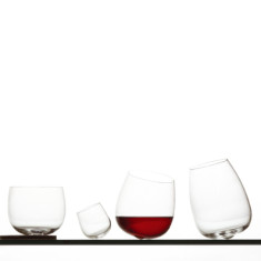 Dance of the glasses (set of 4)