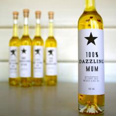 Dazzling mum 23 carat gold oil