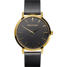 Barbas & Zacari Goldie Leather Watch - Unisex