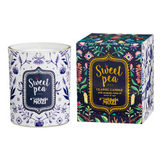 Sweet Pea Classic Candle