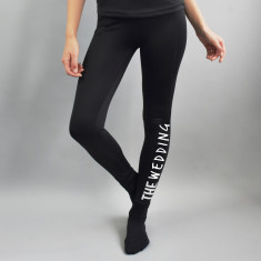 Sweating For The… Personalised Sports Leggings