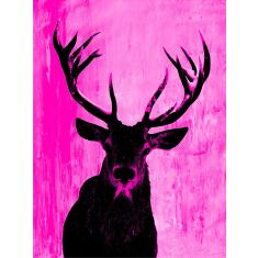 Deer me ready to hang canvas art