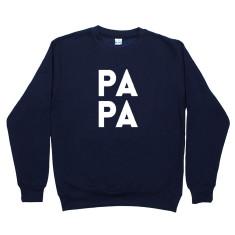 Papa Unisex Sweatshirt Jumper