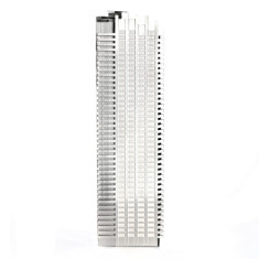 MONUmini stainless steel architecture model - barbican tower