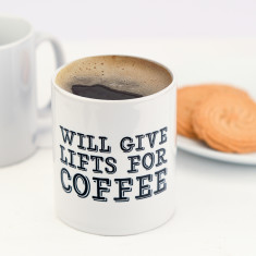 Will Give Lifts For Coffee Mug