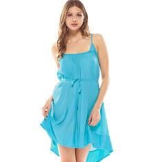 Belagio Dress Aqua
