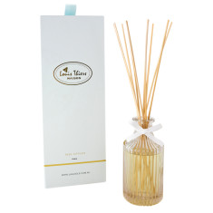 Laguiole Maison Louis Thiers aromatic reed diffuser with cut glass bottle