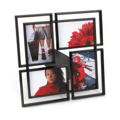 Umbra connect photo frame in black
