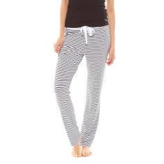 Essential Pant White & Black