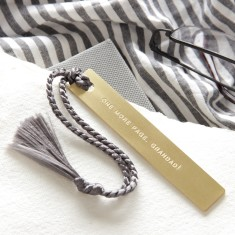 Personalised Bedtime Bookmark