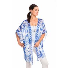 Blue Bliss Kimono