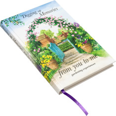 Digging up memories gardening journal