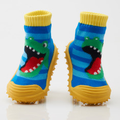 Dinosaur non-slip socks