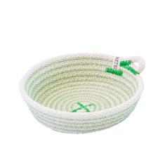 Rope Dish - Green
