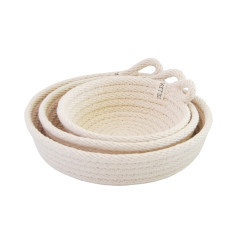 Rope Dish Set - Natural