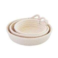 Rope Dish Set - Natural