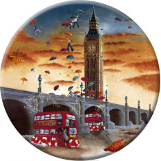 Big Ben pocket mirror