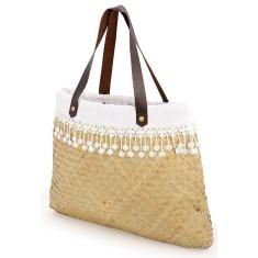 White Market Bag
