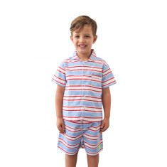 Dirty Harry blue boys' pj set