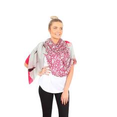 Amaryllis Wool scarf
