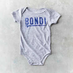 Bondi surf vintage growsuit