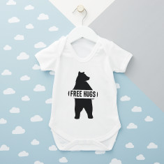 Bear Hug Babysuit