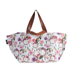 Beach Bag in Boho print