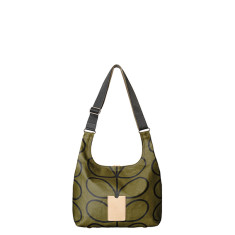 etc by Orla Kiely midi sling in khaki