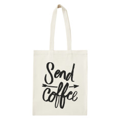 Send Coffee Tote Bag