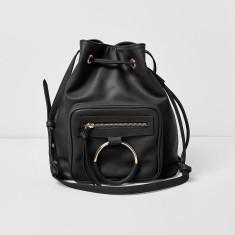 Casual Affair Cross Body Bag - Vegan Leather (Various Colours)
