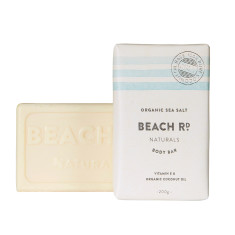 Organic Sea Salt body bar