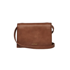 Call Me Crossbody shoulder bag - Vegan Leather - Various colours