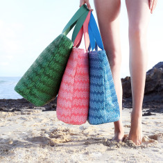 Waikiki Tote (various colours)