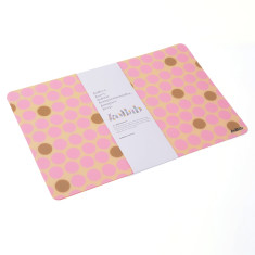 Dots placemats (4 pack)