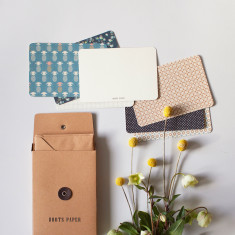 Notecard & Envelope Stationery Pack