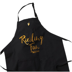 Wine Lover Apron - Riesling Fan