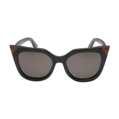 Tanya sunglasses in black walnut wood