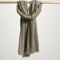 Cashmere scarf in various colours