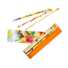 Tropical Pencils (Set of 6)