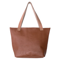 Lincoln deluxe bag in tan
