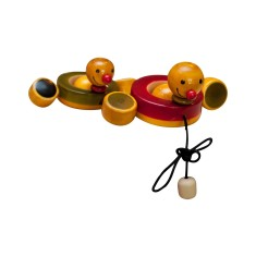 Duby and Duba wooden toy