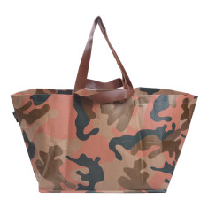 Large Neverful bag in camo