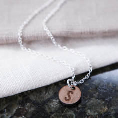 Personalised Initials Necklace