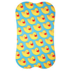 Surfing gecko kid's bathmat (various designs)